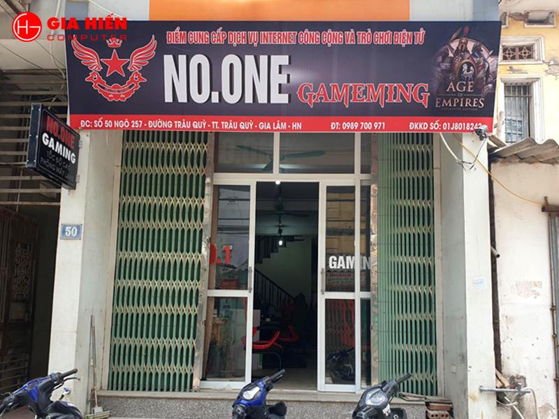 Phòng game tọa lạc tại vị trí có lượng game thủ đa dạng, yêu cầu cao.