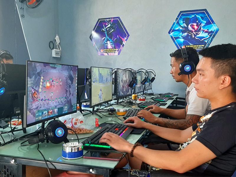 Cyber Yone Gaming hứa hẹn sẽ là điểm đến yêu thích của game thủ.