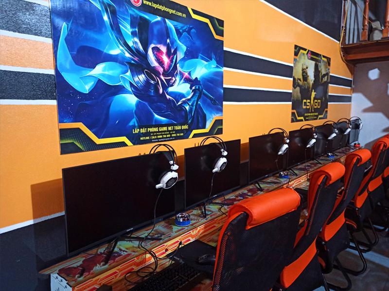 Toản Hoa Gaming hứa hẹn sẽ là địa điểm giải trí tuyệt vời cho các game thủ.