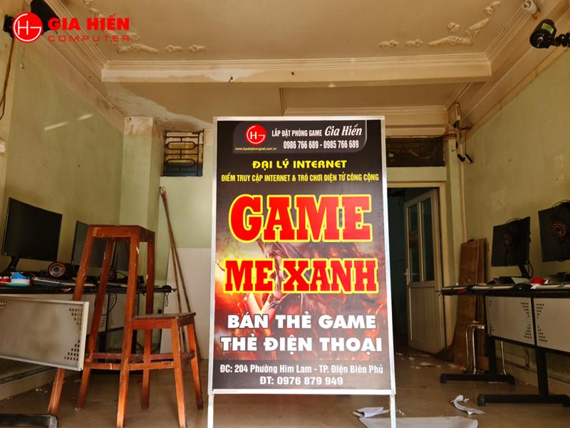 Game Me Xanh tạo lạc tại phường Him Lam, TP Điện Biên Phủ